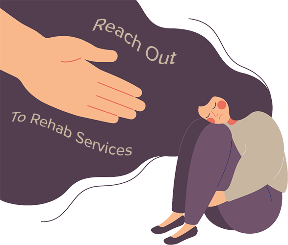 Reach out to rehab services